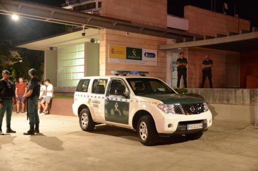 Blick auf das Revier der Guardia Civil in Calviá (Archivbild).