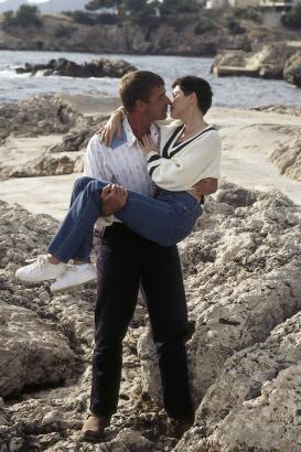 """Sascha Hehn und Anja Kruse in """"Eine Liebe auf Mallorca"""""""