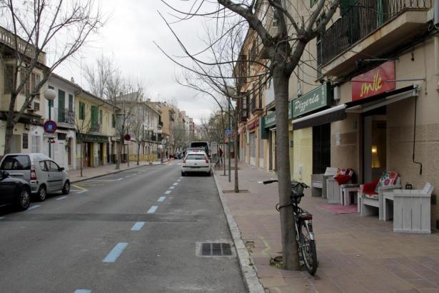 Betroffen sind Straßen in Santa Catalina, Son Espanyolet, Son Dameto und Camp d'en Serralta.