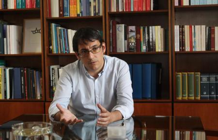 Arbeits- und Tourismusminister Iago Negueruela ist jetzt auch Sprecher der Balearen-Regierung.