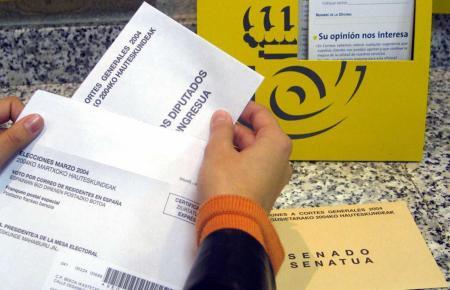 Aumenta un 180 % la solicitud de voto por correo en Catalunya respecto al año 2017.