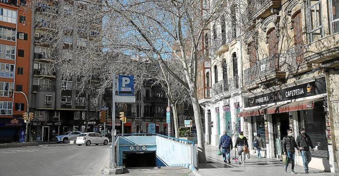 Das Parkhaus an den Avenidas könnte die Stadtkassen füllen.
