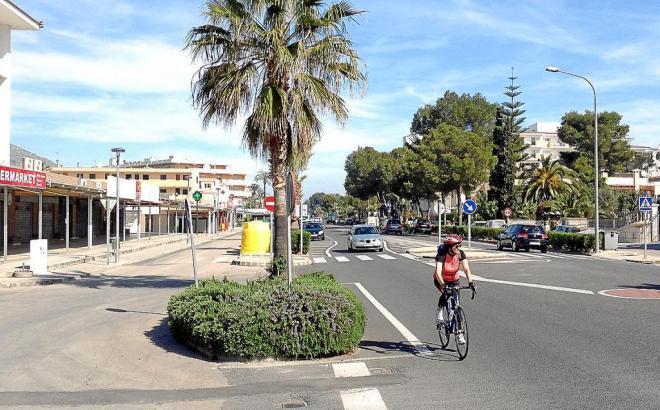 Die Strandpromenade in Muro soll für Radfahrer und Fußgänger umgestaltet werden.