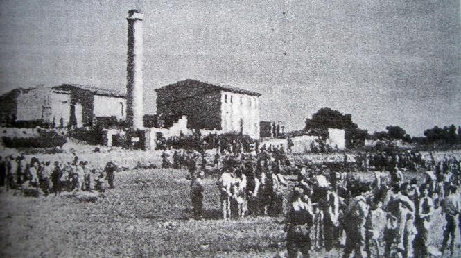 Sa Coma, 1936
