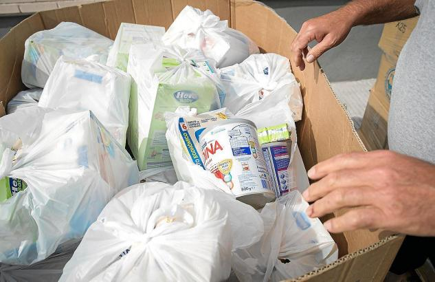 Derzeit benötigen rund 2720 Einwohner in Alcúdia Lebensmittelspenden.