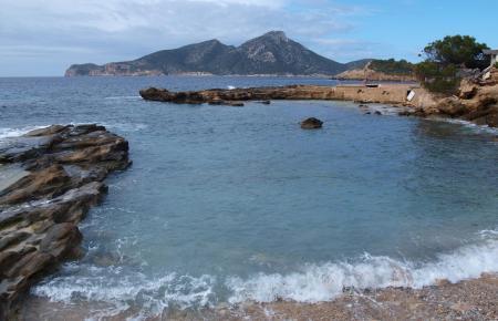 Eine Bucht auf Mallorca: Badeurlaub steht bei den Befragten hoch im Kurs.