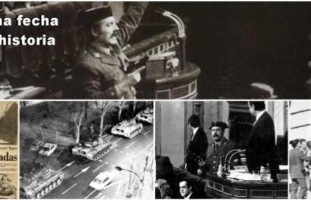 Die Aufnahmen vom spanischen Putsch im Parlament in Madrid gingen damals um die ganze Welt.