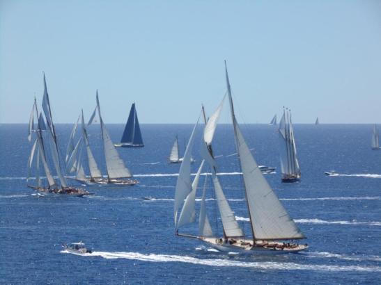 Die Segelyacht-Regatta soll voraussichtlich vom 23. bis 26. Juni stattfinden.
