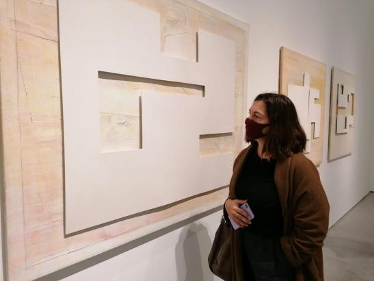 Es Baluard Museu reconoce con una exposición la trayectoria artística y vital de Rafael Tur Costa.