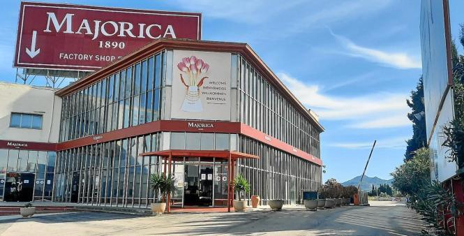 Die in Konkurs gegangene Perlenfabrik befindet sich in Manacor.