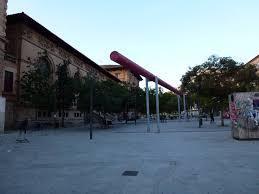 Blick auf die Plaza del Tubo.