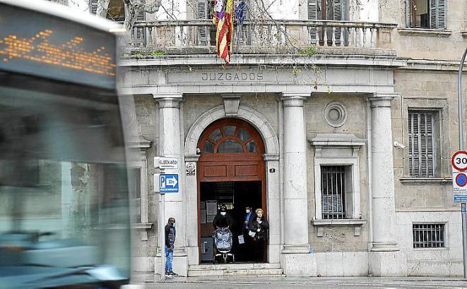 Ein Gericht in Palma verurteilte einen Mann, weil er sich an einer seiner Mitarbeiterinnen vergangenen haben soll.