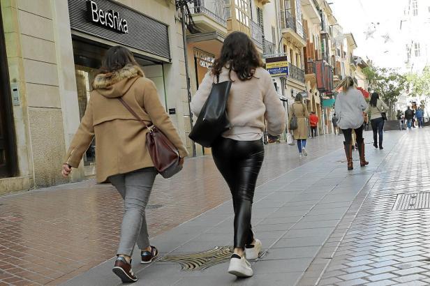 Auf Mallorca wurden im Januar weitaus weniger Touristen registriert.