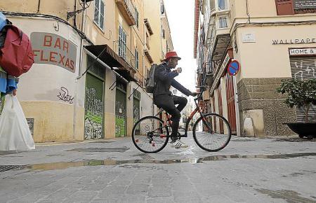 Im Palmas Altstadt-Viertel Santa Eulàlia sollen Fußgängerzonen entstehen.