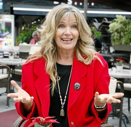 Hanna Christensen ist mit Mallorca seit Jahren fest verwachsen.
