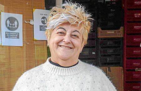 Nur wenige auf Mallorca haben so gut Lachen wie diese Frau.