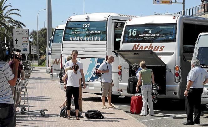 Transportunternehmen erhalten von der Balearen-Regierung Hilfe, um Arbeitsplätze zu sichern.