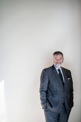 Der deutsche Botschafter Wolfgang Dold.