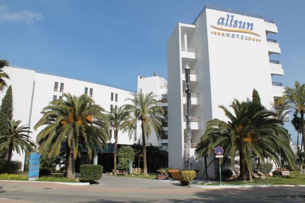 Das Allsun Sumba in Cala Millor ist eines der Hotels der zu Alltours gehörenden Kette auf Mallorca.
