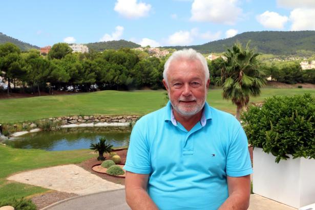 Wolfgang Kubicki ist ein Freund Mallorcas. Vor der Pandemie hatte er einen Zweitwohnsitz in Camp de Mar im Südwesten der Insel.