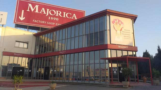 Die Perlenfabrik Majorica.