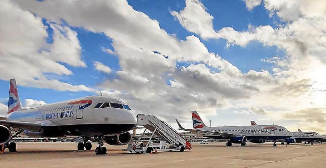 An Palmas Flughafen dürfte in den kommenden Wochen mehr Betrieb als noch vor der deutschen Reisewarnung herrschen.