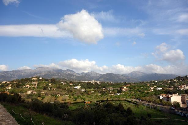 Noch ist es frühlingshaft mild auf Mallorca, das soll sich aber bald ändern.