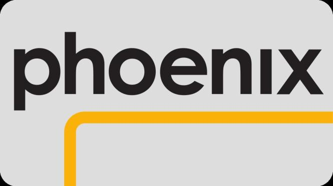 Das Logo des Senders Phoenix.