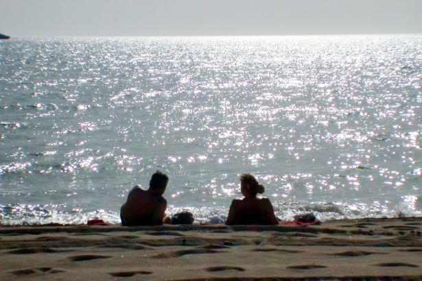 Die Playa de Palma auf Mallorca: Der Hotelverband möchte, dass sich Mallorca durch mehr auszeichnet als nur durch Sonne und Strand.