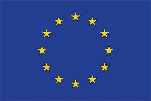 Die Fahne der EU.