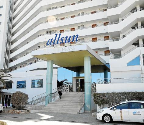 Das Allsun-Hotel Pil.lari Playa an der Playa de Palma auf Mallorca hat seit Mittwoch geöffnet.