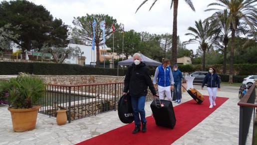 Ankunft bei einer Kaltfront, aber keine Sorge: Das Wetter auf Mallorca bessert sich nicht nur für Gäste des Robinson Clubs an der Cala Serena.