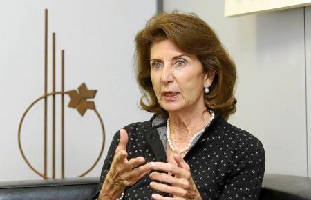 Carmen Planas im Interview mit der MM-Schwesterzeitung Ultima Hora.
