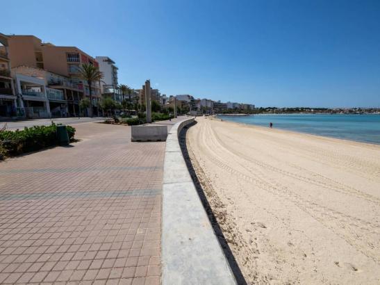 Die Playa de Palma wartet auf Gäste.
