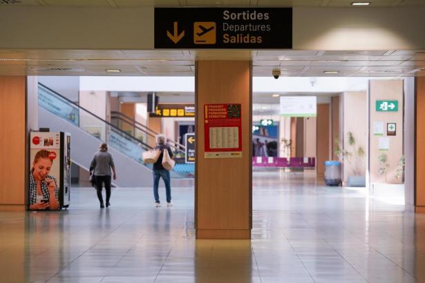 Ab kommenden Freitag soll das Reisen zwischen den Balearen eingeschränkt werden.