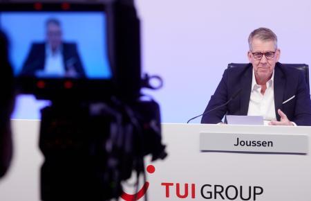 Tui-Chef Friedrich Joussen bricht eine Lanze für Mallorca.