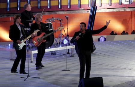 """Im Mai 2010 war Lionel Richie schon einmal in der Stierkampfarena von Palma – als Gast der ZDF-Show """"Wetten, dass ..?"""""""