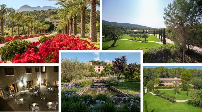 Das Hotel Castell Son Claret befindet sich in einem herrschaftlichen Landsitz bei Es Capdellà im Südwesten von Mallorca.