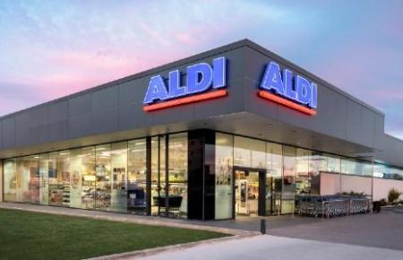 So schön ist die neue Aldi-Filiale.