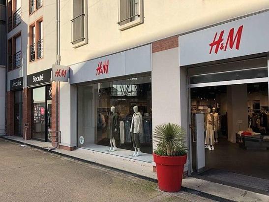 In Palma gibt es derzeit drei H&M Filialen. (Foto: Wikimedia Commons/ Renaudeau Jules G)