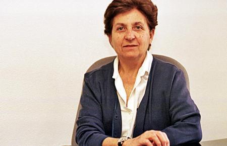 Margalida Magraner als Medienunternehmerin in den 1980er Jahren.