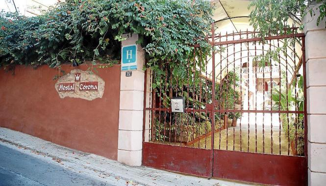 Das Hostal Corona steht für 5 Millionen Euro zum Verkauf.