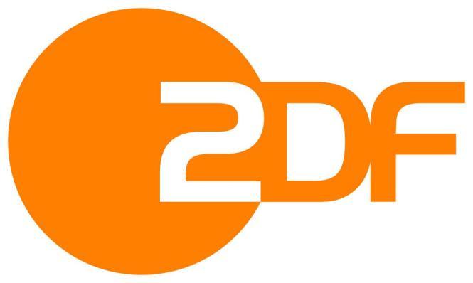 Das Logo des ZDF.