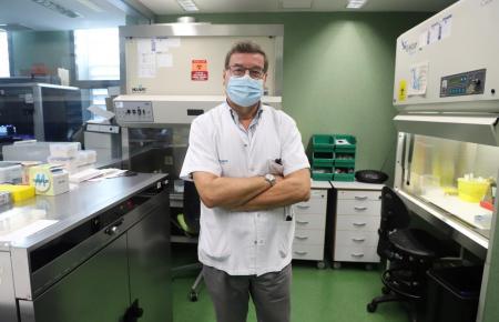 Jordi Reina ist der Chefvirologe des Son-Espases-Krankenhauses.