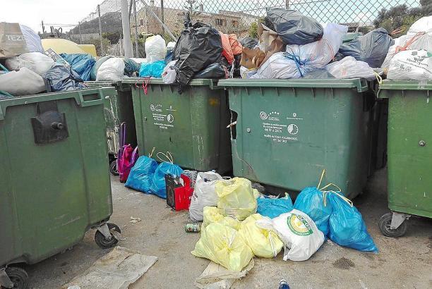Anwohnern bieten sich in Cala Millor und Son Servera keine appetitlichen Ausblicke.