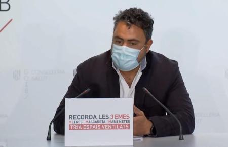 Der Chef der Mikrobiologie des Universitätskrankenhauses Son Espases, Antonio Oliver