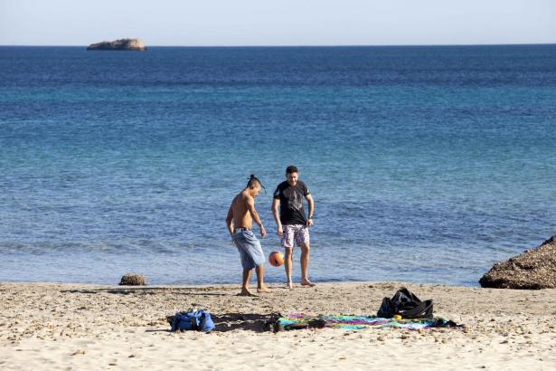Entspannte Lage auf den Balearen und Mallorca: Die Sieben-Tage-Inzidenz liegt seit 20. Februar unter 50, weshalb die Region für Deutschland kein Risikogebiet mehr ist.