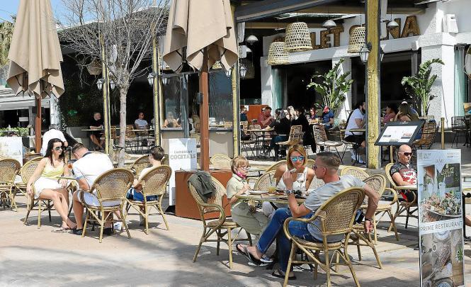Touristiker auf Mallorca freuten sich über zahlreiche Gäste auf Deutschland in der Osterzeit.