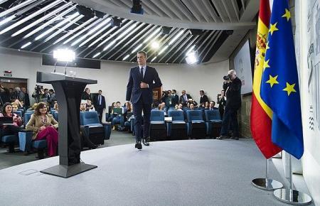 Pedro Sánchez will den Alarmzustand in Spanien nicht verlängern. (Foto: Wikimedia Commons/ Borja Puig de la Bellacasa)