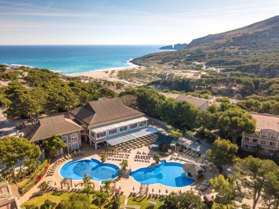 Eine der Anlagen der Hotelkette Viva auf Mallorca.